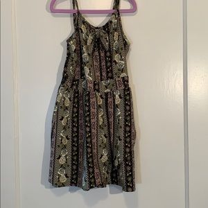 Girls dress with shorts